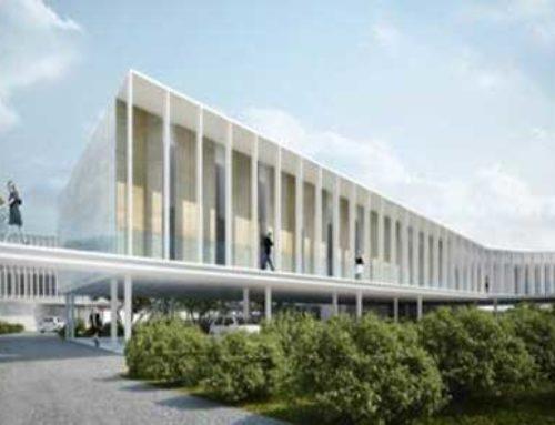 Bâtiments administratifs HQE à Versailles