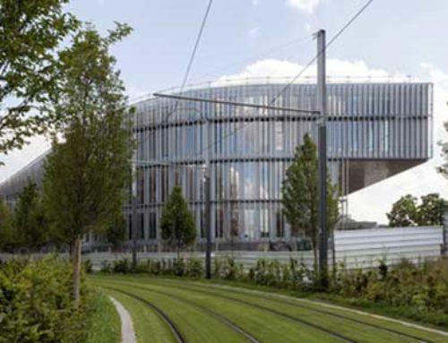 Extension de la bibliothèque universitaire du Campus de Villetaneuse