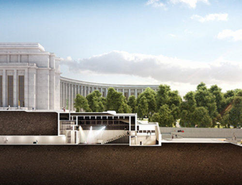 Rénovation du Théâtre National de Chaillot à Paris
