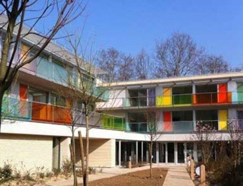 Résidence sociale de 242 logements et EHPAD de 86 lits à Bobigny